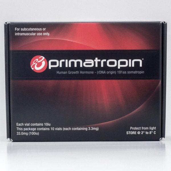 Human Growth Hormone - Primotropin